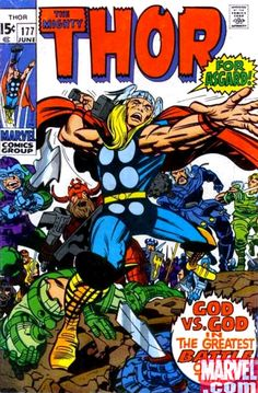The Mighty Thor #177