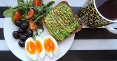 Wine Recipes, Avocado Toast, Breakfast, Fitness, Food, Morning Coffee, Essen, Meals, Yemek