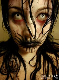 #demon #costume #makeup #halloweenmarket #halloween  #демон #дьявол #дьяволица #черт Костюм демона на хэллоуин (фото)