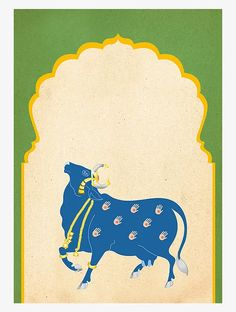 Art Public auctions: Early American Art – Buy Abstract Art Right Cow Illustration, Illustrations, Pichwai Paintings, Indian Paintings, Indian Folk Art, Indian Ethnic, Cow Art, Buy Art Online, Online Paper