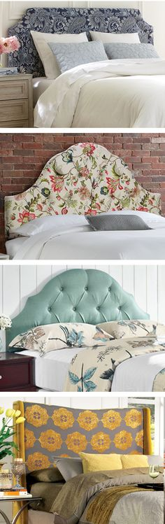 Give your bedroom a new look with a headboard that makes a statement! Headboards are the perfect choice for shoppers looking to add a pop of color to their bedroom, or reinforce existing design choices. Visit Wayfair and sign up today to get access to exclusive deals everyday up to 70% off. Free shipping on all orders over $49.