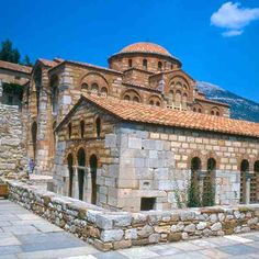 Travel Around The World, Around The Worlds, Mansions, House Styles, Crete Greece, Manor Houses, Villas, Mansion, Palaces