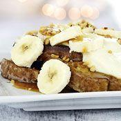 Banana-Walnut French Toast Recipe at Cooking.com