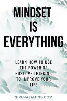 Mindset Quotes Positive, Positive Words, Positive Life, Positive Messages, Change Your Life, Change Your Mindset, Success Mindset, Growth Mindset, Development Quotes