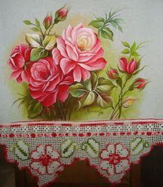 Artes em Crochê e Pintura                                                       …