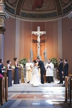 The Cathedral of the Incarnation. Love my diocese! Catholic Marriage Vows, Catholic Wedding, Nashville Art, Nashville Wedding, Wedding Events, Wedding Ceremony, Weddings, Wedding Day Inspiration, Wedding Ideas
