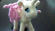 DIy/Kendin Yap/ Örgüden My Little Pony Organik Oyuncak.Amigurumi