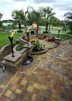 find this pin and more on river place ideas - Patio Backyard Ideas