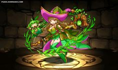 Wood Magician, Risa