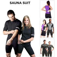 cd4f9e05c74cc Kutting Weight Neoprene Weight Loss Men s   Women s Sauna Suit Best Weight  Loss Supplement