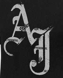 AJ Styles logo - WWE