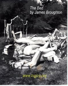 The Bed, by James Broughton.(1968) 20 min 16 mm Likely Broughton's most popular.  Also the first movie to break the taboo of full frontal nudity.  He does so in a playful manner.  Watch the movie: BIG JOY: The Adventures of James Broughton www.bigjoy.org #bigjoythefilm #JamesBroughton #film #documentary #experimentalfilm #filmmaker #poetry #poet