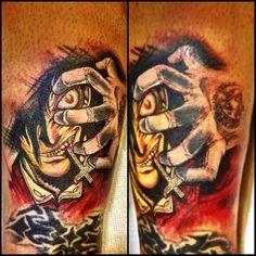 Hellsing Tattoo