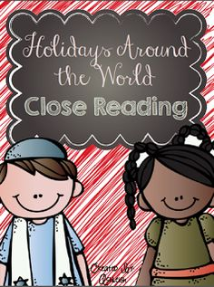 Help your students dig deeper into nonfiction reading with these holiday themed close reading passages and questions. In this product, there are. Third Grade Reading, Student Reading, Teaching Reading, Learning, Guided Reading, Teaching Ideas, Teaching Materials, Second Grade, Teaching Resources
