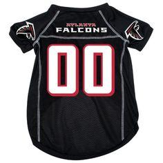 Atlanta Falcons Dog Jersey