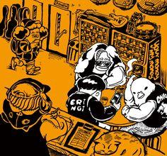 スタジオ Comic Books, Comics, Cartoons, Cartoons, Comic, Comic Book, Comics And Cartoons, Graphic Novels, Graphic Novels