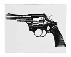 Gun | Andy Warhol, Gun
