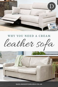11 best cream leather sofa images cream leather sofa living room rh pinterest com