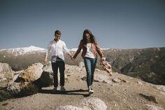 Preboda en Granada - sierra nevada - montaña - boda - wedding - wedding photographer