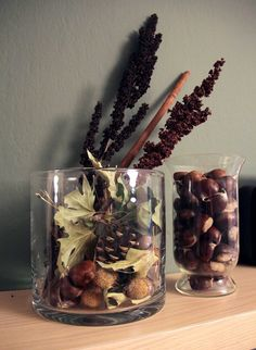 DIY autumn decoration ideas