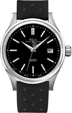 Ball Watch | Fireman Classic 40mm - Model NM2098C-PJ-BK