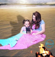 MAID TO DREAM Mermaid Tail Blanket For Adults and Kids. Visit us for more nice pin.