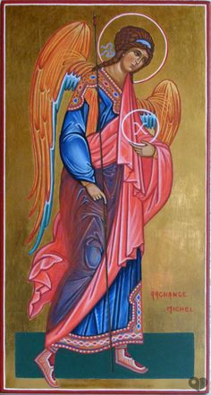 Religious Icons, Religious Art, Byzantine Icons, Icon Collection, Guardian Angels, Angels And Demons, Orthodox Icons, Angel Art, Sacred Art