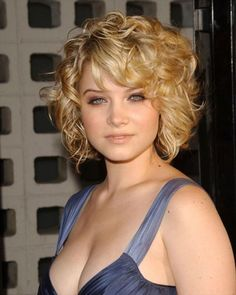 Medium Length Curly Hairstyles for Women Over 40 | 2014 Medium ...