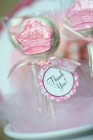 The TomKat Studio: {Party Styling} New Vintage Princess Party Collection!