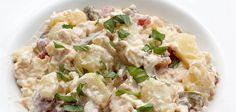 Ensalada checa de patata e hinojo Potato Salad, Ethnic Recipes, Food, Salads, Recipes, Fennel, Essen, Meals, Yemek