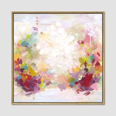 """""""Breathe"""" - Grownup Open Edition Non-custom Art Print by Svitlana Martynjuk in beautiful frame options and a variety of sizes. Mirror Wall Art, Home Wall Art, Wall Art Decor, Canvas Art Prints, Fine Art Prints, Framed Prints, Wood Canvas, Canvas Frame, Rainbow Art"""