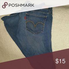 Women's levi jeans Levis jeans dark wash Levi's Jeans