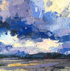 """Columbia Gorge Clouds"" - Cathleen Rehfeld."