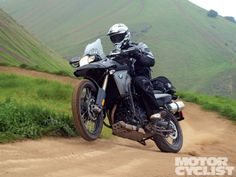 travel all around Portugal, my country, with a BMW 800 GS and the perfect female company...