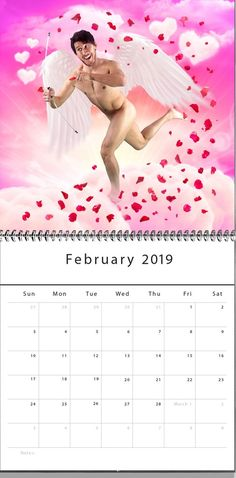 I promised that when I hit 20 million subscribers I would release my Tasteful Nudes... AND I'M A MAN OF MY WORD!! I present to you my official Tasteful Nudes Calendar, chock full of pictures that I never thought would make their way onto the internet! I can hear my mom calling me right now to disown me! Now it's impor