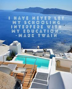 The secret of getting ahead is getting started. #MarkTwain  @danicaspi #travel #growth #motivation #greece
