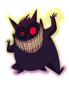 094 - Gengar Under a full moon, this POKeMON likes to mimic the shadows of people and laugh at their fright. Gengar Pokemon, Pokemon Go, Pikachu, The Future Is Now, Pokemon Stuff, Catch Em All, Full Moon, Shadows, Tattoo Ideas