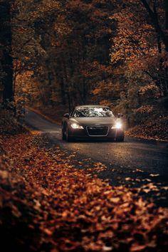 Audi R8 in Leesburg, Virginia. 📸 by Roberto Nickson.