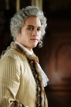 Heath Ledger in Casanova (2005)