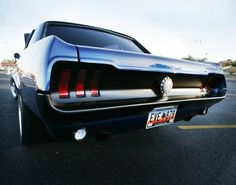 1968 Ford Mustang Coupe - CarBiid.com