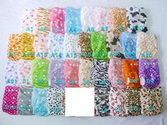 Alva cloth diapers.... great and cost effective!!