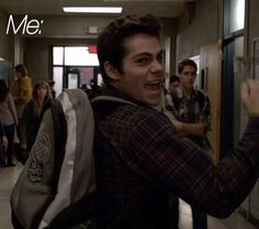 Teen Wolf is tonight. . . Yay so excited