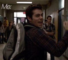 Teen Wolf is tonight. . .