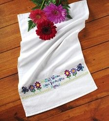 Craft Ideas : Projects : Details : dull-women-hand-towel
