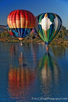 : Hot Air Balloons