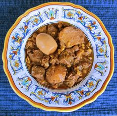 Cholent. I can't pronounce it but it looks soooo good.
