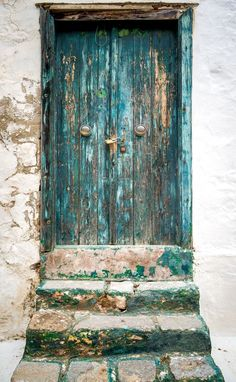 Oh, the history this door has seen.  Hydra, Greece