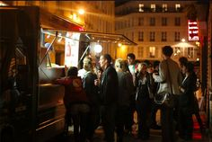 Paris's 11 greatest food trucks