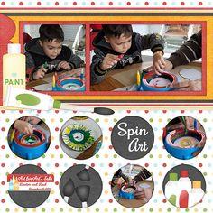 Poka Spots - Scrapbook.com