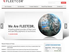 Sito fleetcor Recent News, Journal, Press Release, Investing, Group, Learning, Business, Cards, Tecnologia